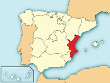 mapa-espac3b1-comunidad-valenciana