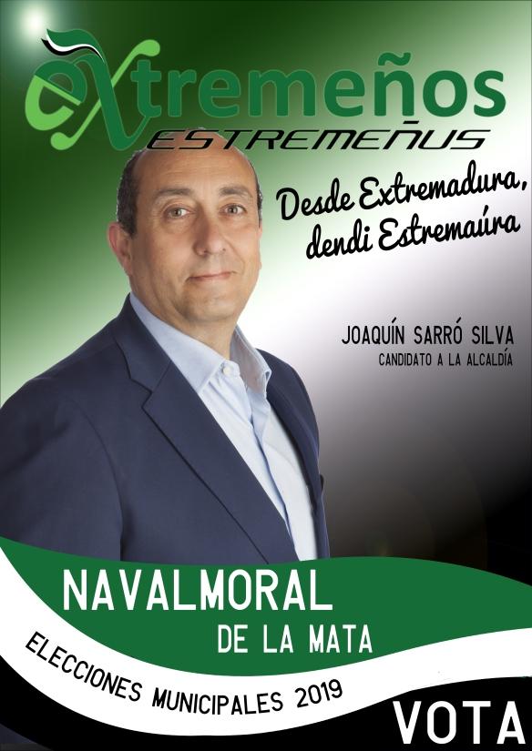 cartel navalmoral